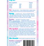 Sunshine Glitter Sea Star Sparkle Bio SPF 50+ Pink Glamingo Fruit Punch Scented 4oz