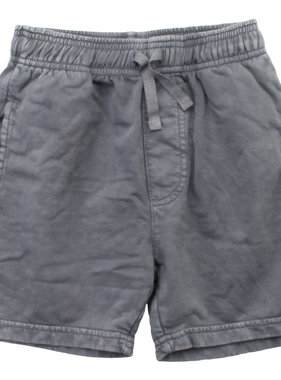 Wes And Willy Faded Fleece Short, Castlerock