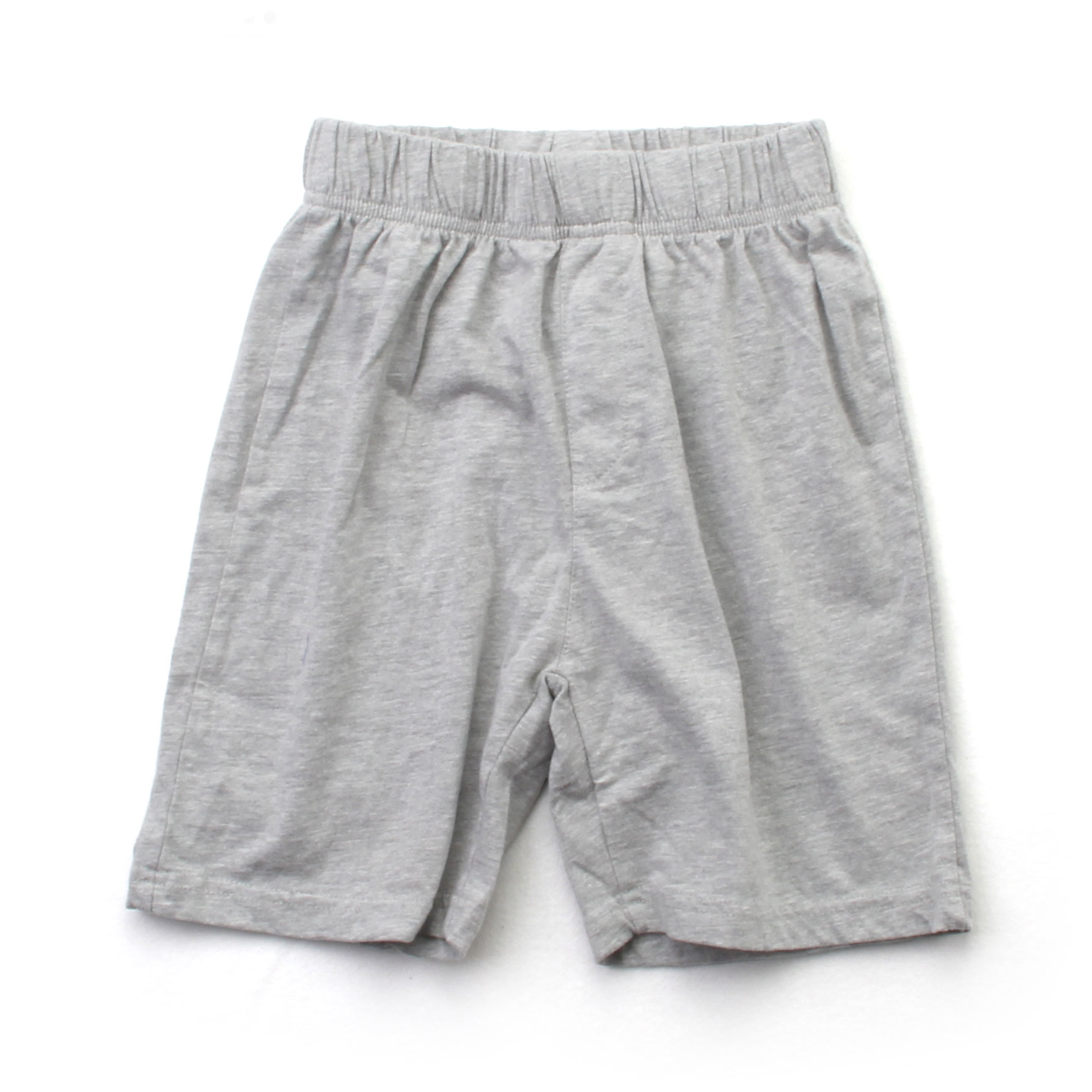 Wes And Willy Blend Jersey Short, Heather