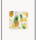 Little Unicorn Cotton Muslin Swaddle - Fresh Pineapple