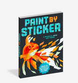 Workman Publishing Co Paint By Sticker