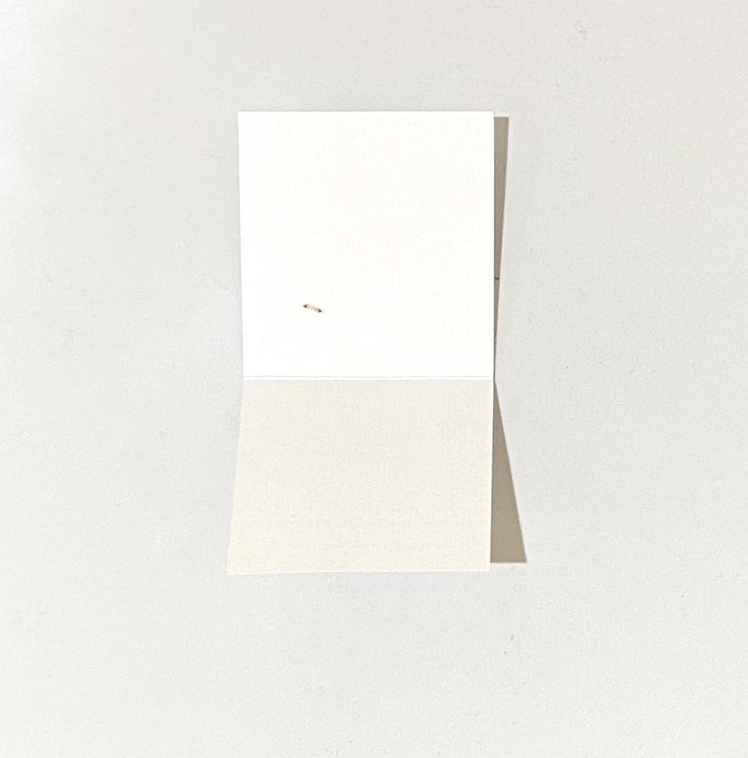 Bella Beach Kids Gift Card Enclosure Card - BBK Blue Bird