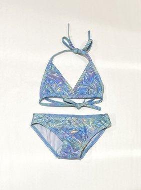 Cruz Triangle Bikini-Sparkle Mermaid