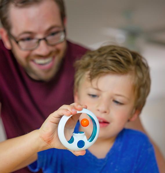 Blue Orange Loopy Loopers