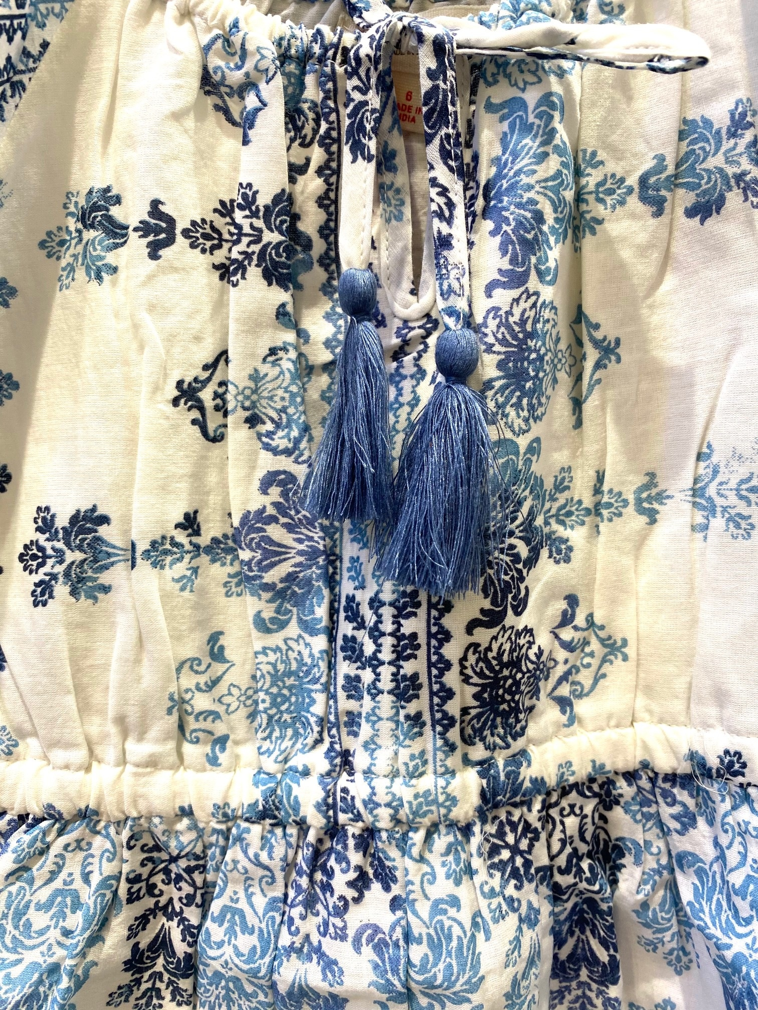Mimi & Maggie St. Marten Dress, Blue