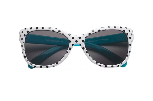Teeny Tiny Optics Toddler Sunglasses  - Maggie MORE COLORS