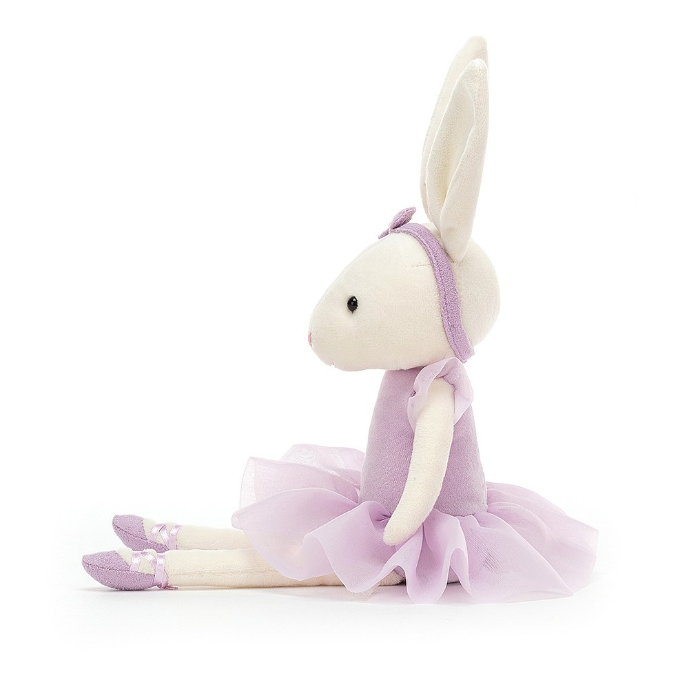 Jellycat Pirouette Bunny Lilac PB6LI