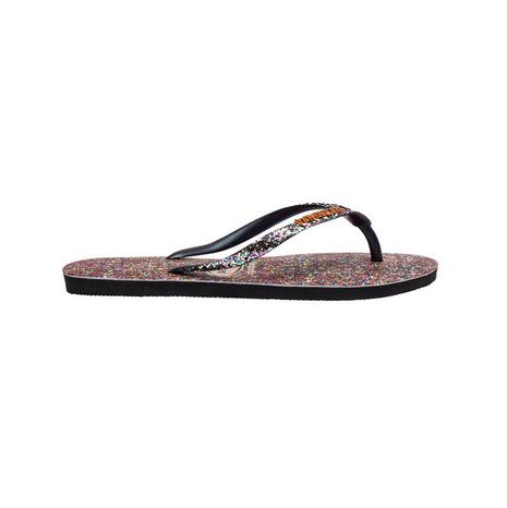 4143974 Womens Slim Carnival Sandal, Black