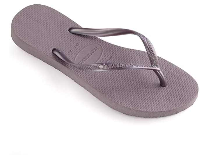 4000030 Slim Sandal, Lilac Announce