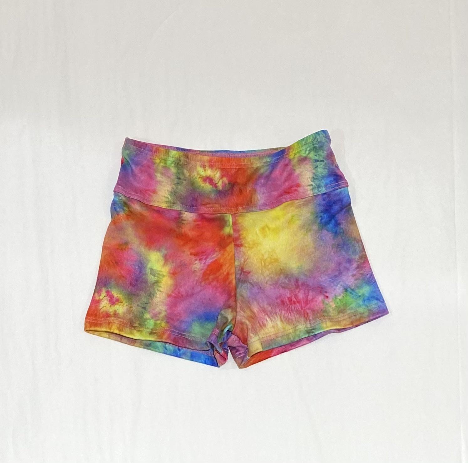 Social Butterfly Sport Short, Bright Dye