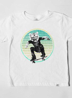 Kid Dangerous Skateboard Tiger Tee