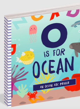 Workman Publishing Co O Is For Ocean