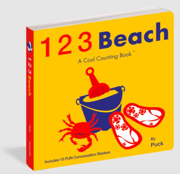 Workman Publishing Co 123 Beach