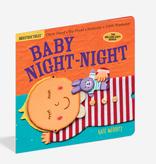 Workman Publishing Co INDESTRUCTIBLES: BABY NIGHT NIGHT