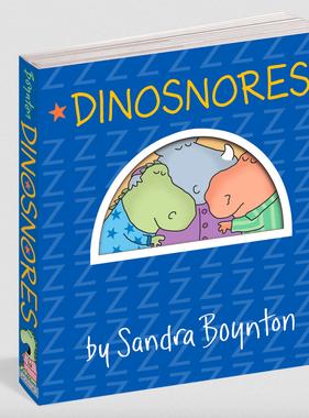 Workman Publishing Co Dinosnores (Boynton)