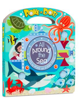 Melissa & Doug Carry Poke a Dot All Around the Sea 31439