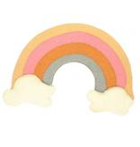 Fiona Walker 897024 Semi Pastel Wall Rainbow