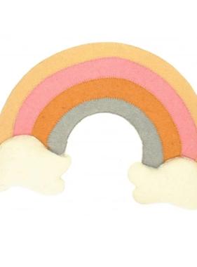 Fiona Walker PRE ORDER 897024 Semi Pastel Wall Rainbow