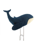 Fiona Walker 808012 Mini Whale Wall Hanging