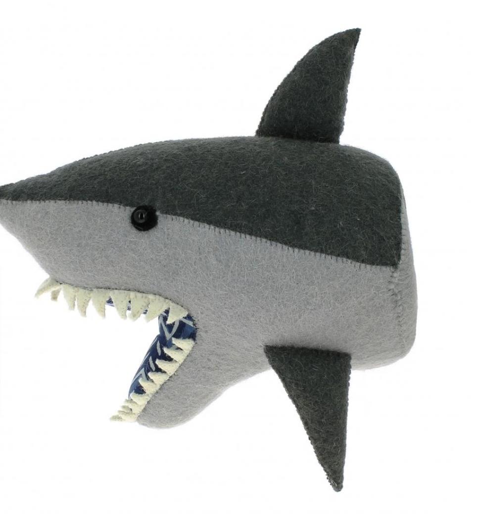 Fiona Walker 867002 Semi Shark Head