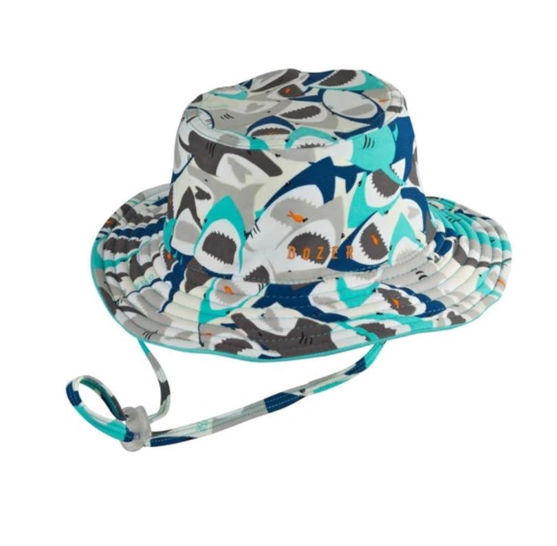 Tank Stream Design Kids Baby Boys Bucket Hat Chomp