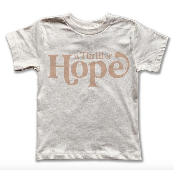 Rivet Apparel A Thrill of Hope Tee
