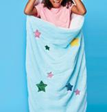 Iscream Happy Rainbow Sleeping Bag 782-230