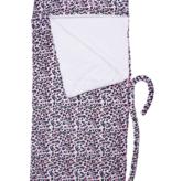 Iscream Pink Leopard Sleeping Bag