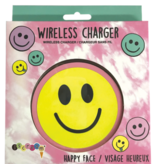 Iscream Happy Face Wireless Charger 745-121