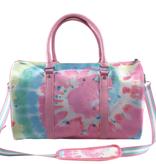 Iscream Swirl Tie Dye Duffel Bag 810-1470