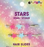 Iscream Stars Hair Slides 880-167