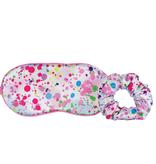 Iscream Confetti Eye Mask and Scrunchie Set 880-285