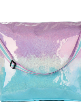 Iscream Ombre Sparkly Weekender Bag 810-1459