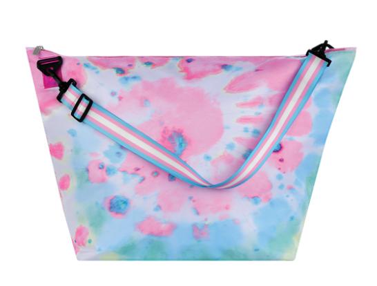 Iscream Swirl Tie Dye Weekender Bag 810-1408