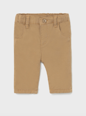 Mayoral 2521 64 Twill Trousers Caramel