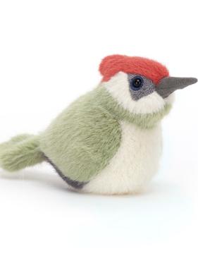 Jellycat Birdling Woodpecker BIR6WO
