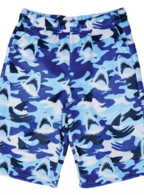 Iscream Sharks Plush Shorts 820-1504