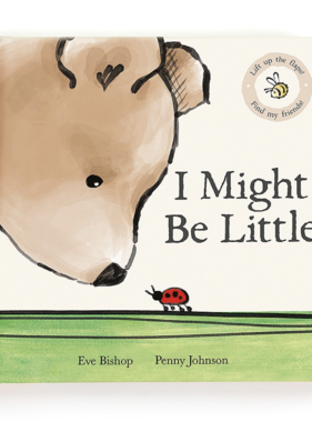 Jellycat I Might Be Little Book BK4ML