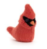 Jellycat Birdling Cardinal BIR6C