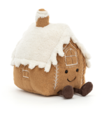 Jellycat Amuseable Gingerbread House A2GH