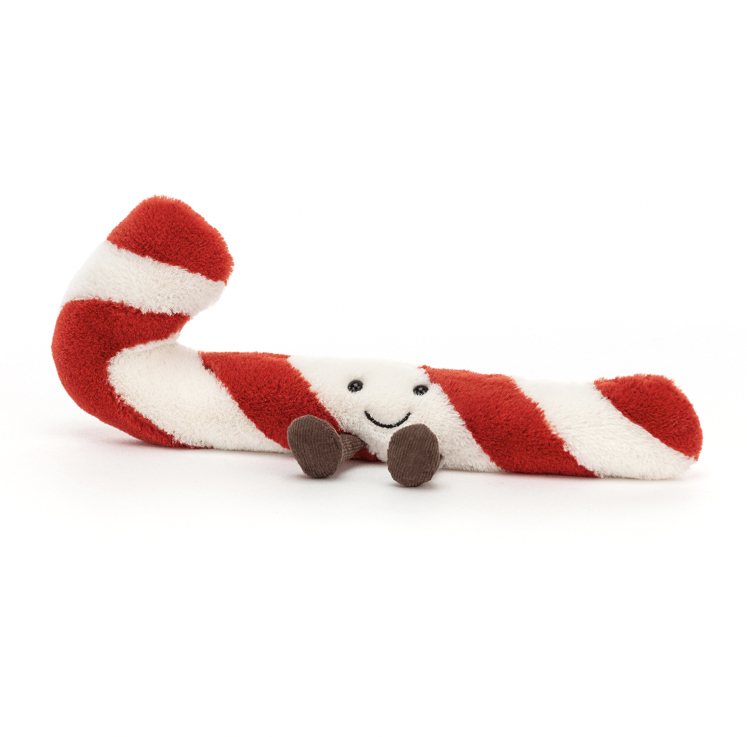 Jellycat Amuseable Candy Cane Little A6CAN
