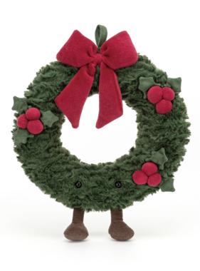 Jellycat PRE ORDER Amuseable Wreath Little A4WR
