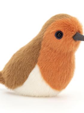 Jellycat PRE ORDER Birdling Robin BIR6RB