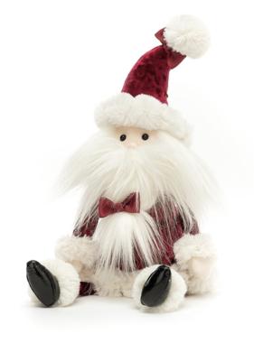 Jellycat PRE ORDER Crimson Santa Medium CRIM4SM