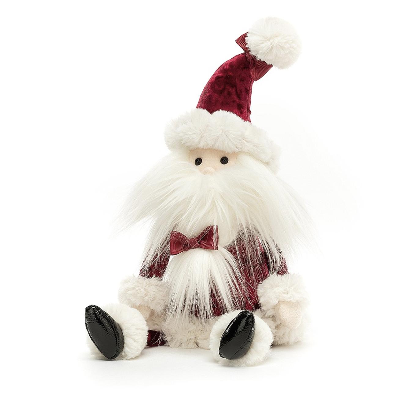 Jellycat Crimson Santa Medium CRIM4SM