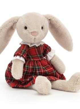 Jellycat PRE ORDER Lottie Bunny Tartan