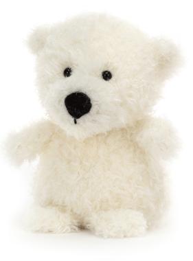 Jellycat Little Polar Bear L3PB