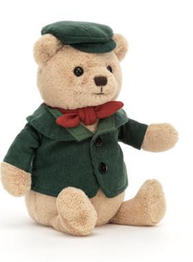Jellycat Dickensian Bear  D2BR