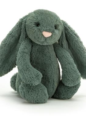Jellycat PRE ORDER Bashful Forest Bunny Medium BAS3FB