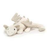 Jellycat Snow Dragon Little SNW6DDL